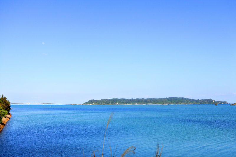 神話の世界・浜比嘉島の塩工場「高江洲製塩所」
