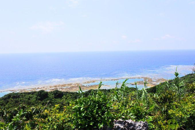 斎場御嶽と久高島を望む絶景ポイントへ