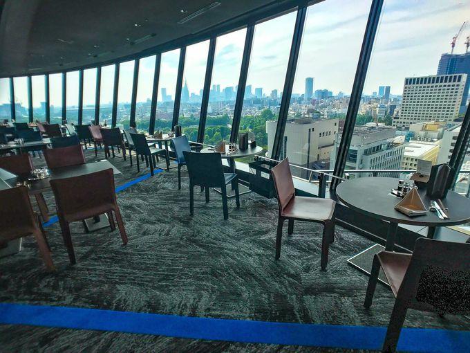 7.VIEW & DINING THE SKY/ホテルニューオータニ