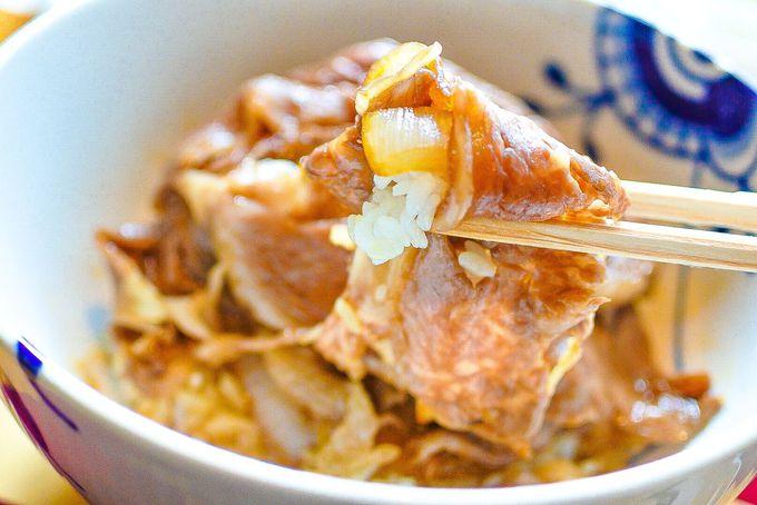 「キャピトル牛丼」その味の奥深さを体験しよう!