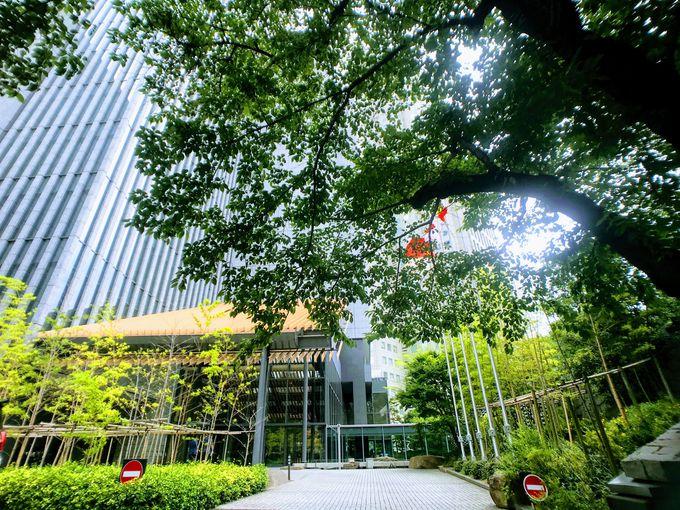 ザ・キャピトルホテル東急 オールデイダイニング「ORIGAMI」へ