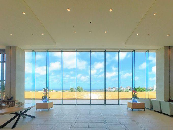 美浜アメリカンビレッジから歩いてすぐ「ヒルトン沖縄北谷リゾート」
