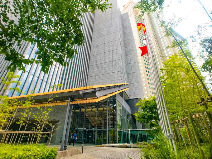 日枝神社と国会議事堂を臨む立地の「ザ・キャピトルホテル 東急」