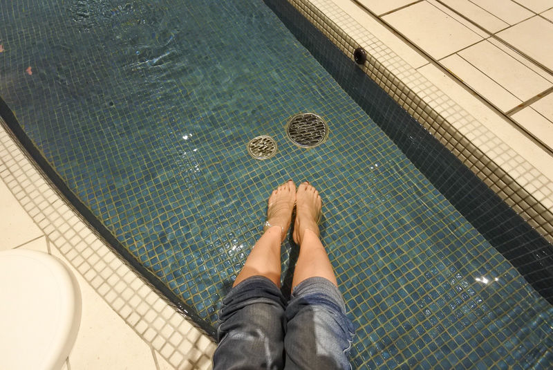 ホテルに天然温泉!「SPA lucida」(スパ ルシーダ)