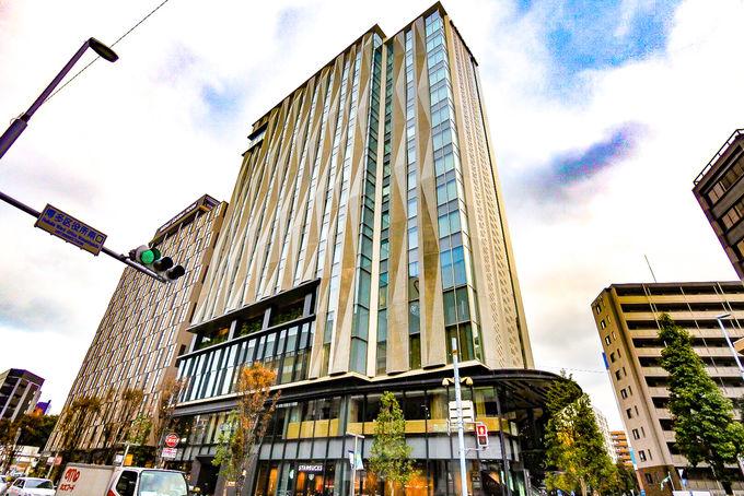 JR九州ホテルズの最上級ブランドがキャナルシティ博多目の前に登場!