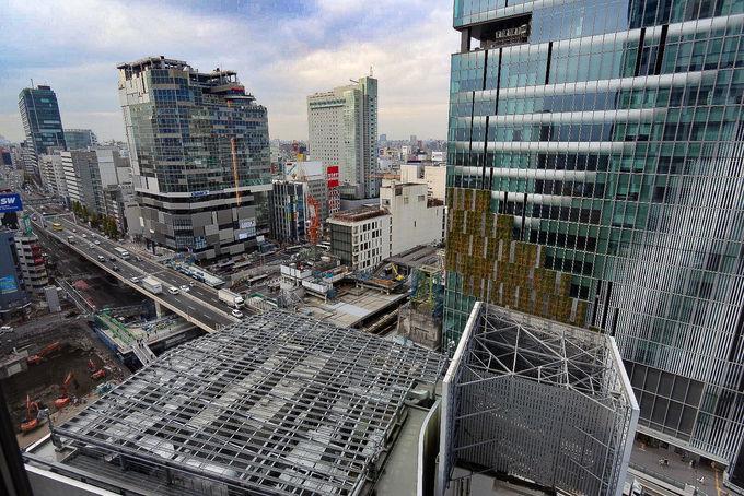 渋南エリアの先進空間「渋谷ストリーム」のエクセルホテル東急