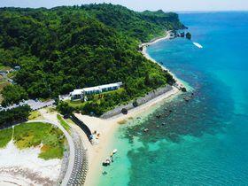 沖縄「413 hamahiga Hotel & Cafe」島で充実の旅時間を