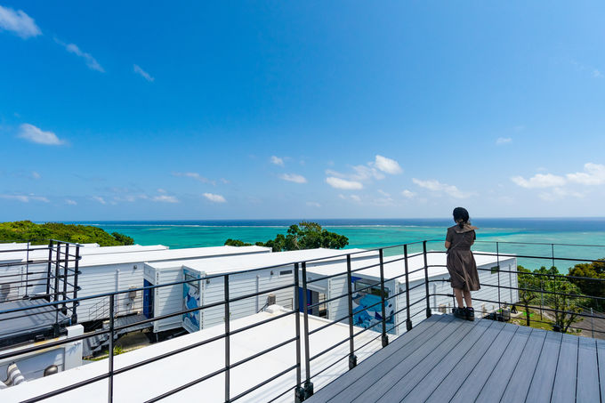 沖縄の「空」を満喫できる「SKY ROOFTOP ROOM」