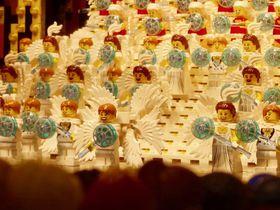 タカラヅカがレゴ(R)に!大阪・阪急三番街「阪急ブリックミュージアム」