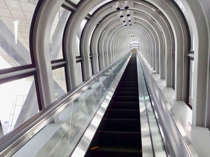 大阪のランドマークに登ろう「梅田スカイビル」