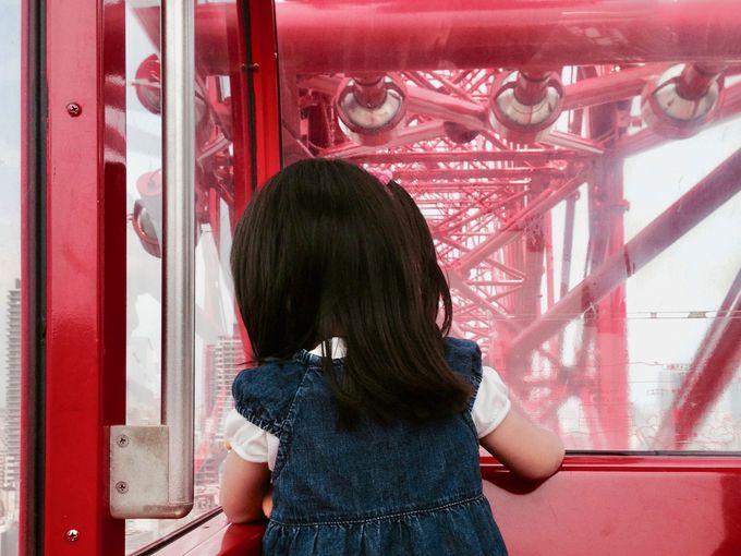 梅田で空中散歩が楽しめる「HEP FIVE 観覧車」