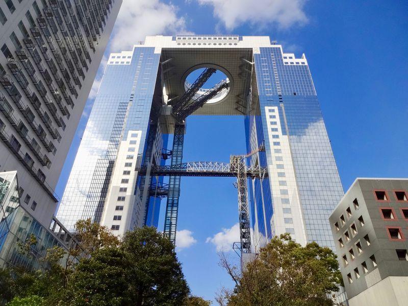 ここを見ずして大阪は語れない!梅田の観光スポット10選