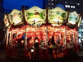 冬の梅田スカイビルの風物詩「ドイツ・クリスマスマーケット大阪2018」