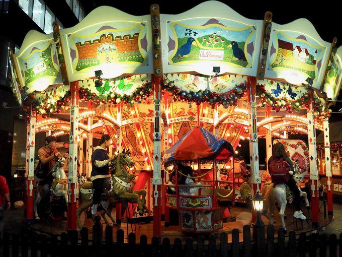大阪駅から歩いて行ける!本場ドイツのクリスマスマーケット