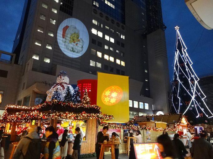 本場のドイツ・クリスマスマーケットを体験しよう