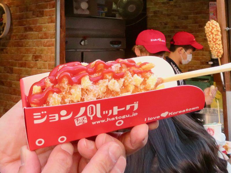 あのハットグも!大阪・生野コリアタウン食べ歩き6選