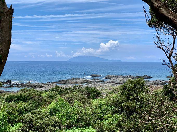 絶景の「栗生海域公園地区」は見逃せない