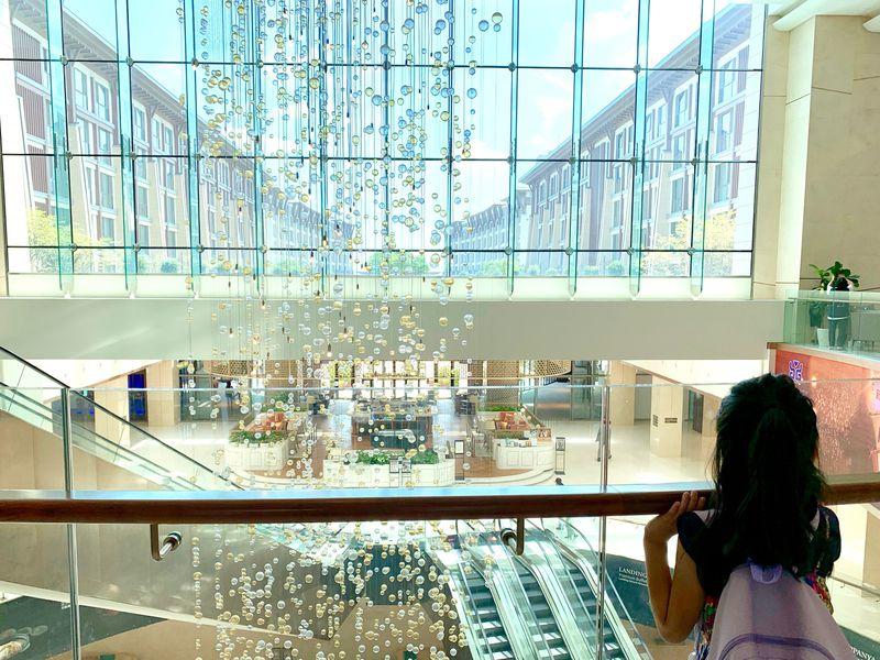 「ジェジュ・シンワ・ワールド・マリオット・リゾート」は済州島の新しい楽園