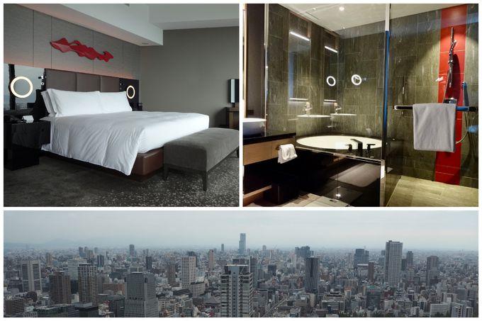 まるで天空のホテル!子連れでもスタイリッシュに過ごせる「コンラッド大阪」