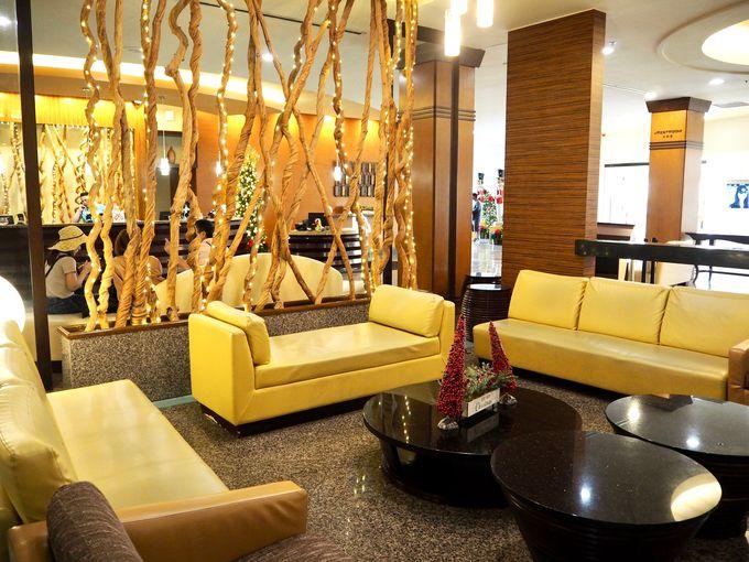 タモン地区の中心地で便利すぎるホテル