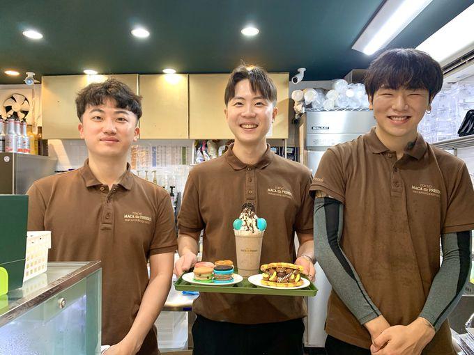 東京で大人気のカフェが大阪初上陸「マカプレッソ」