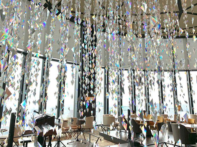 大阪の中心部・中之島にある天空のホテル