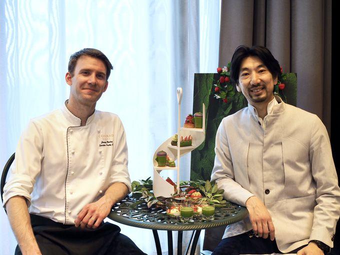 日本に0.03パーセントしかない高級抹茶を使用