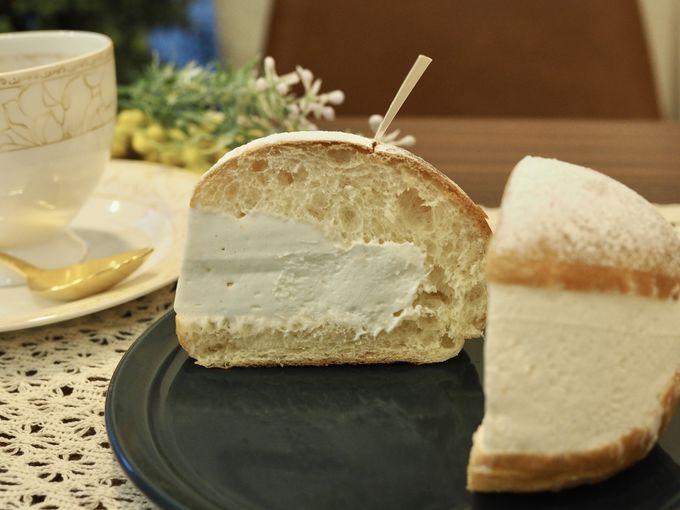 いくつでも食べられそう!「トルクーヘン」のマリトッツォ
