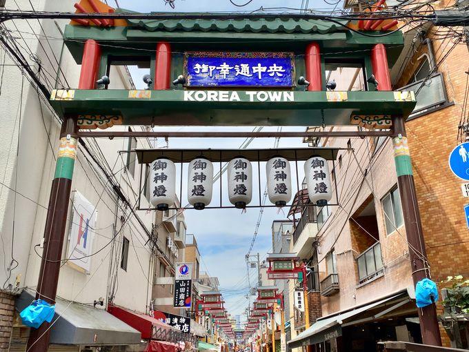 鶴橋&生野コリアンタウンまですぐ!奇跡のアクセス