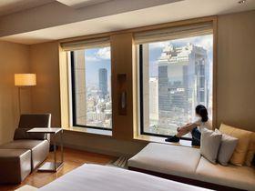 絶景も!子連れでラグジュアリー「インターコンチネンタルホテル大阪」