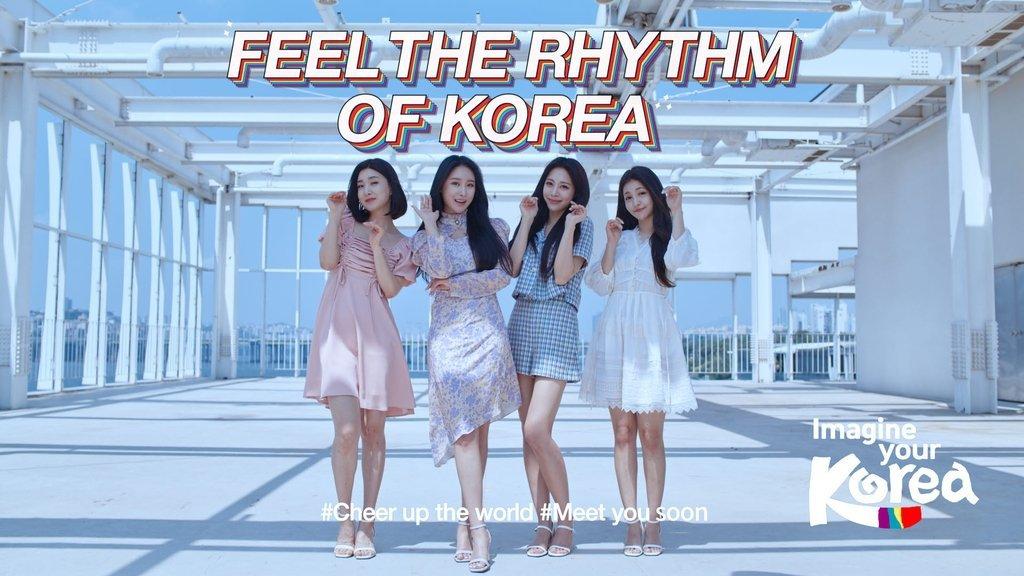 話題のガールズグループも登場!動画で次の韓国観光をレベルアップ