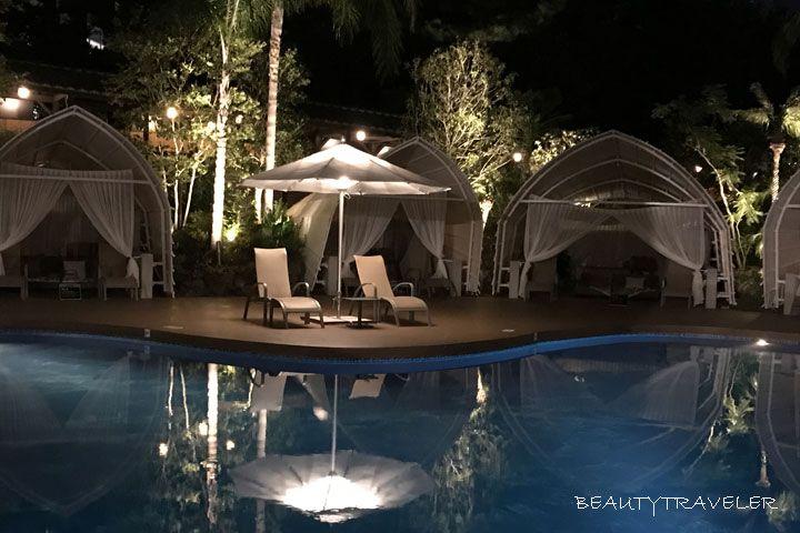 1日目夜:宿泊はシェラトン・グランデ・オーシャンリゾート
