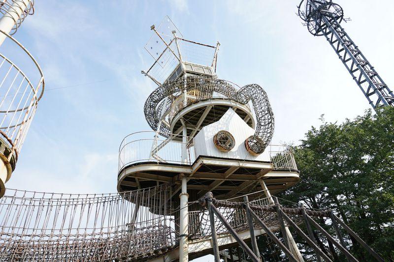 星空観察やアスレチックで遊べる!茨城・花立自然公園