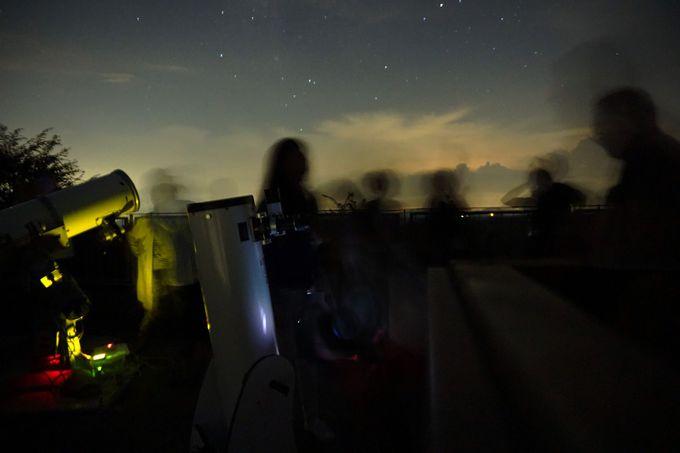 無料で楽しめる天文台「美スター」