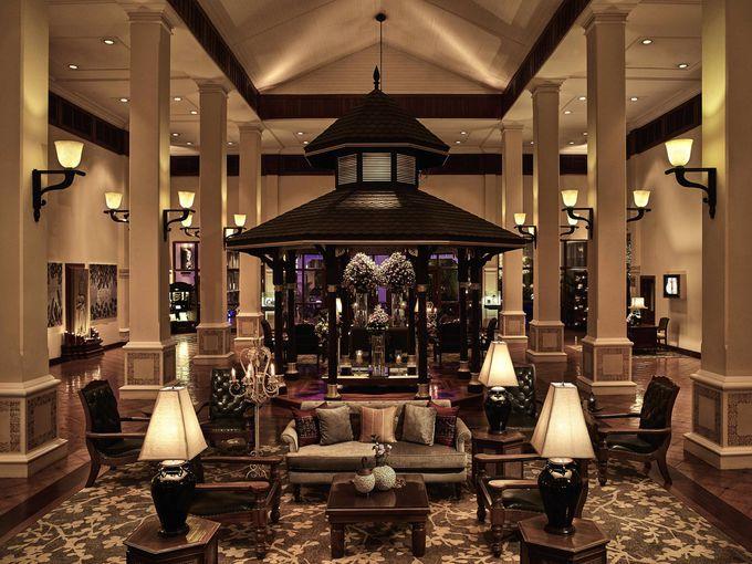 ファミリーや3世代にもおすすめの5つ星ホテル