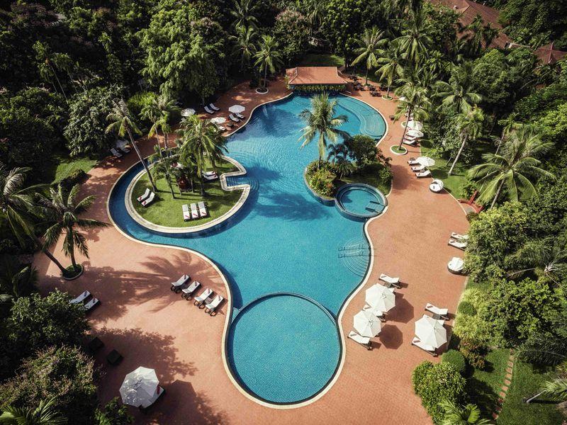 リゾートも満喫!カンボジア「ソフィテル アンコール ポキットラー ゴルフ&スパリゾート」
