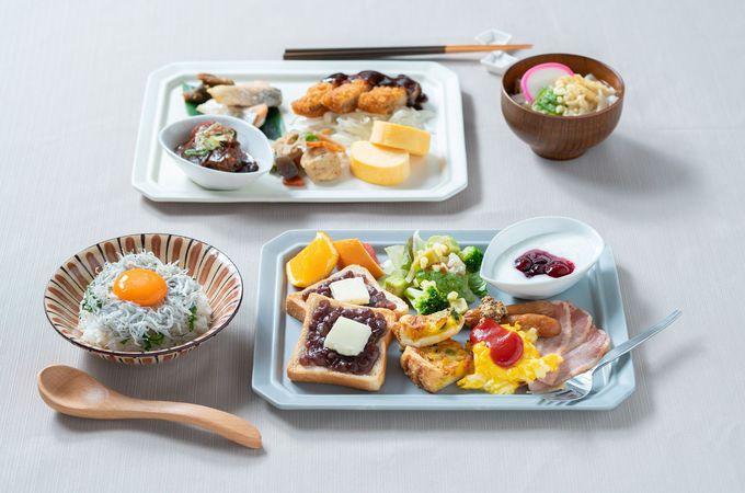 朝食は名古屋めし三昧!「名古屋でごほうび朝ごはん」