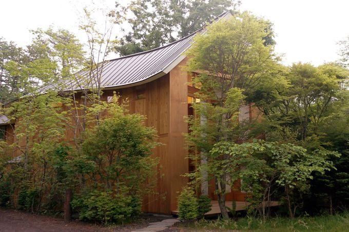圧倒的な建築美!建築家・坂茂氏が設計したホテル