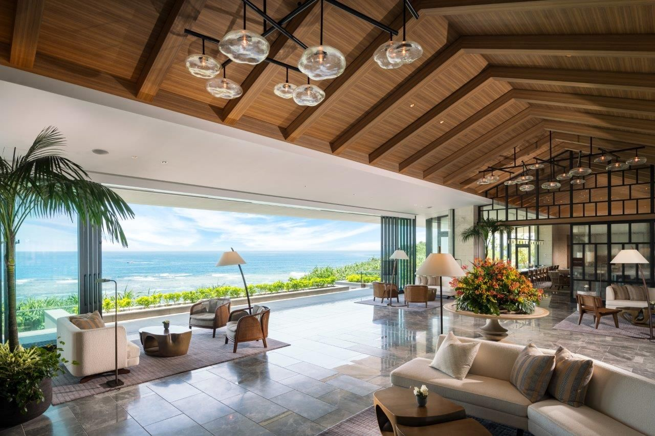プールは5つ!ハワイに次ぐ2軒目「ハレクラニ沖縄」が沖縄・恩納村に