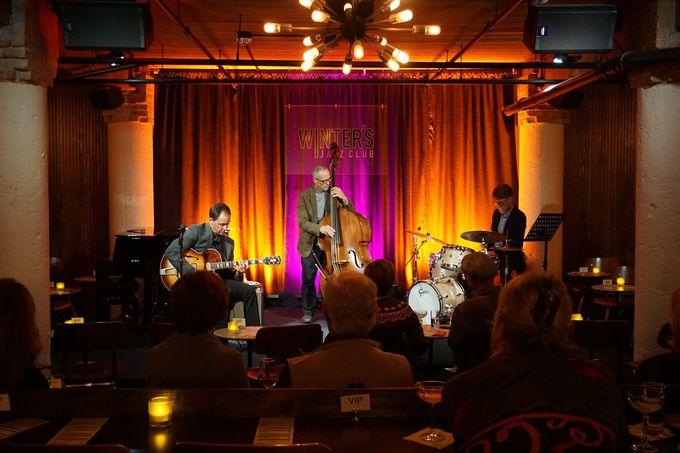 上品な大人のジャズクラブ「ウィンター・ジャズ・クラブ」