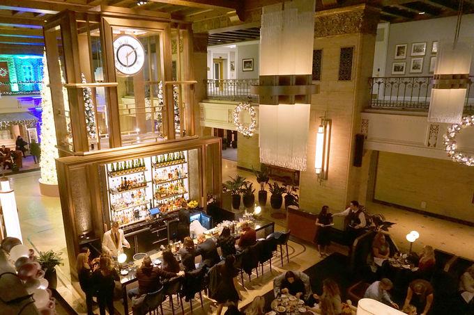 華麗な歴史を誇るトロントのランドマークホテル