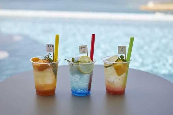 沖縄らしいメニューが充実!カフェ&バー
