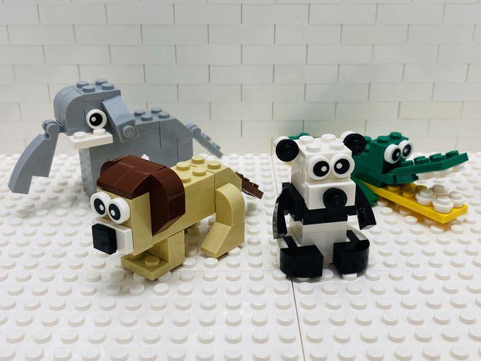 究極のレゴ(R)職人によるワークショップを自宅で/古屋 江美子さん