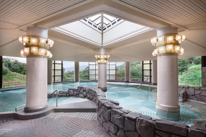 親子で遊べる温泉プールも!伊豆マリオットホテル修善寺