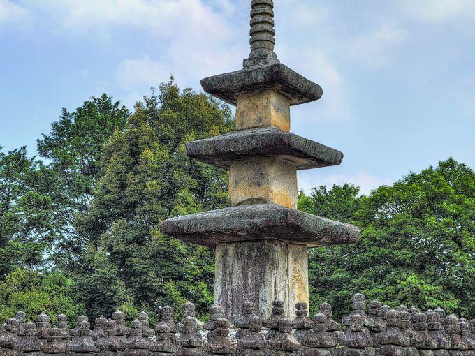 石塔寺三重塔 〜 最古最大の石造三重塔
