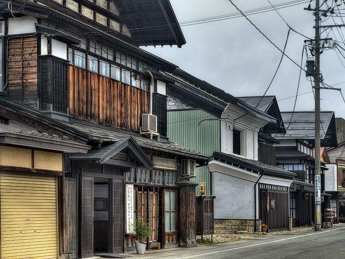 2013年新指定の重要伝統的建造物群保存地区「横手市増田」