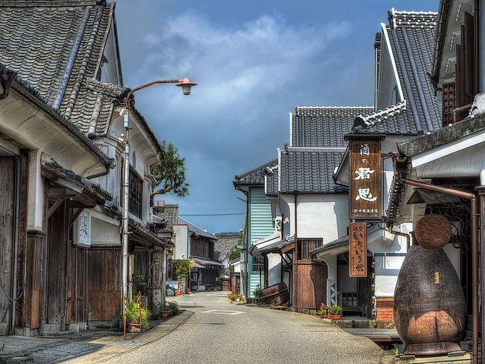 鹿島市・嬉野市で伝統の町並みを観光しよう