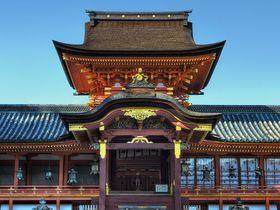 京都・石清水八幡宮の文化財探訪〜社殿群は2016年新指定の国宝
