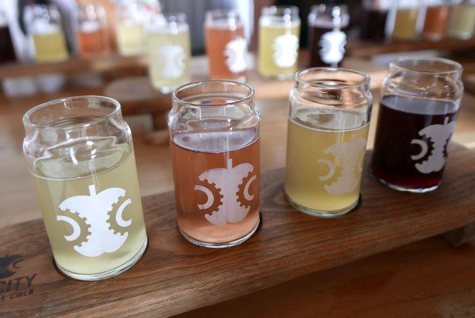 ワインメーカーが作るプレミアサイダー「ティンシティサイダー」