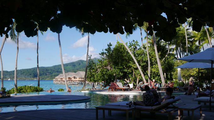 ルレ・エ・シャトーが認めるタヒチ唯一のリゾート